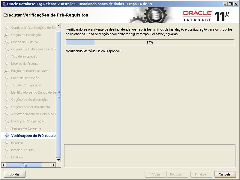 Oracle - Instalação 21