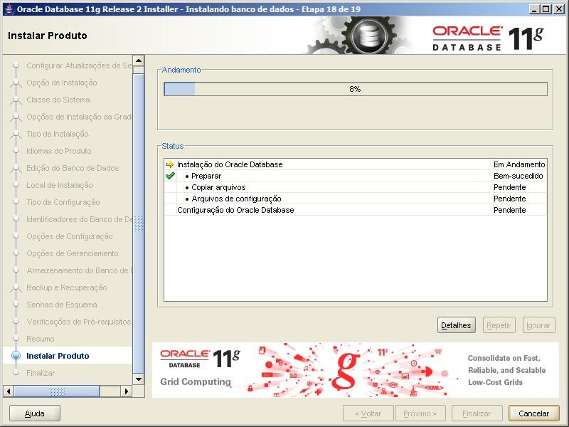 Oracle - Instalação 23