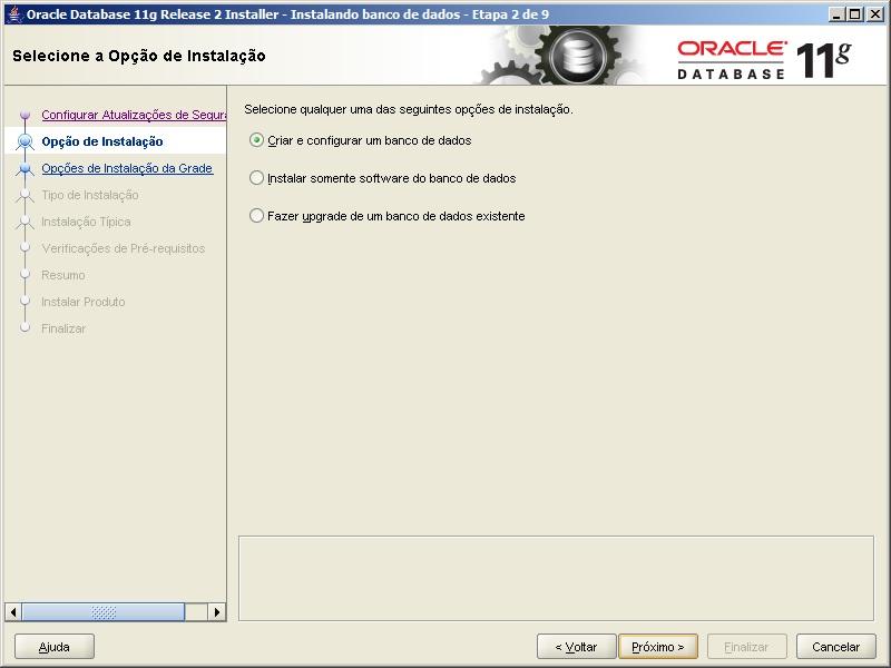 Oracle - Instalação 3