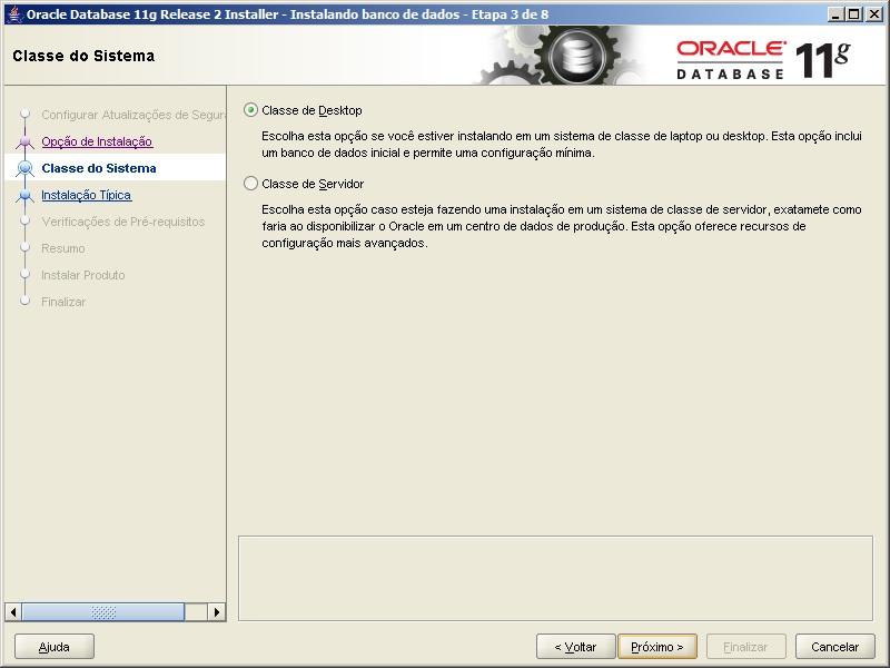 Oracle - Instalação 4