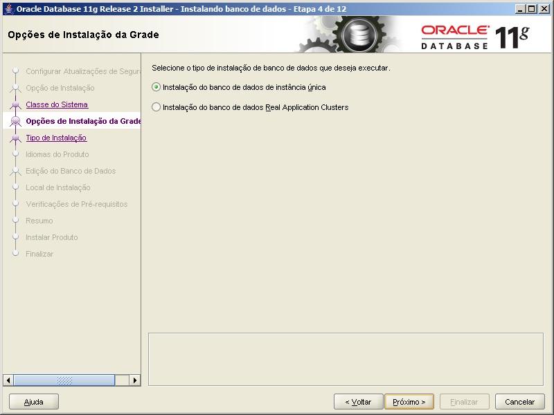 Oracle - Instalação 5