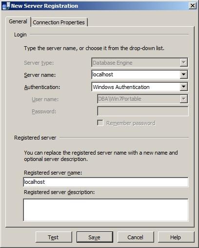 Registrar Servidor - Parte 2