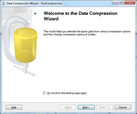 SQL Server - Page Compression 3