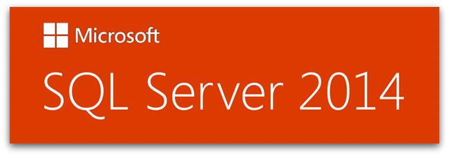 SQL Server-2014 Logo