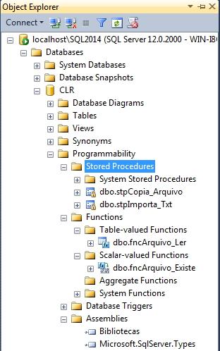 CLR - Object Explorer