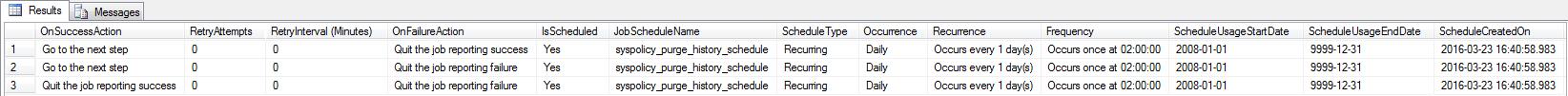 SQL Server Agent - List Jobs 2