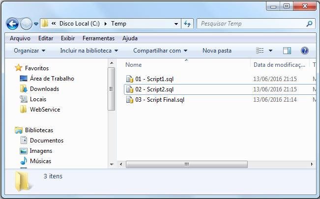 SQL Server - Batch processing executing SQL Scripts in a folder directory