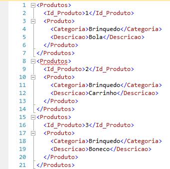 SQL Server - FOR XML EXPLICIT 3