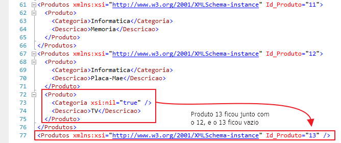 SQL Server - FOR XML EXPLICIT 5