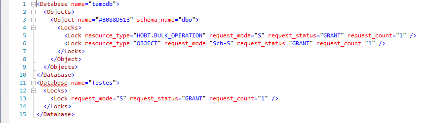SQL Server - sp_WhoIsActive get_locks xml