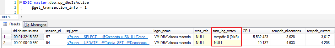 SQL Server - sp_WhoIsActive get_transaction_info