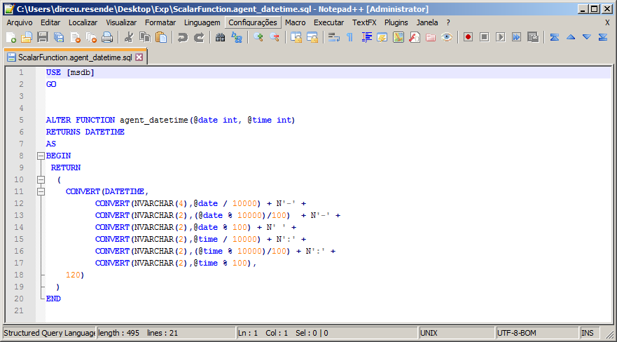 SQL Server - Export programmability objects to sql script multiple files each object in a file-2
