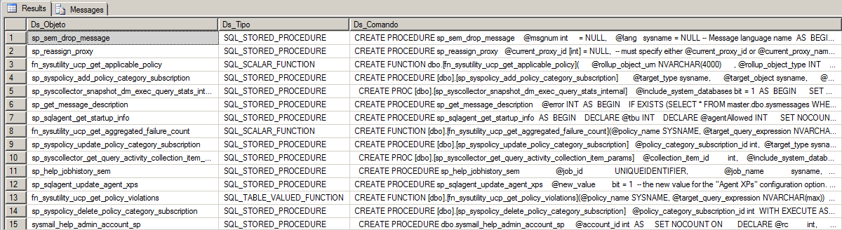 SQL Server - Query to Generate and Publish Scripts
