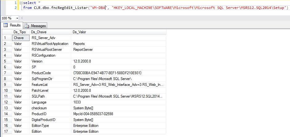 sql-server-how-to-list-windows-registry-regedit-with-sql-clr