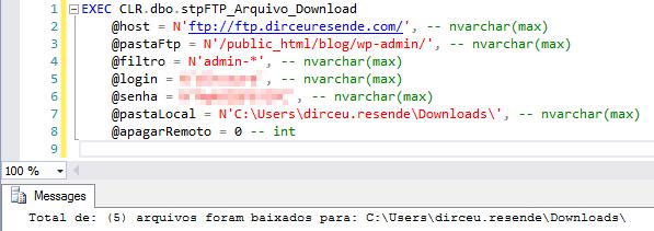 Fazendo o download de múltiplos arquivos utilizando LIKE