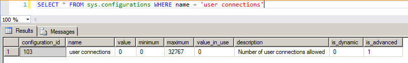 sql-server-sys-configurations-user-connections
